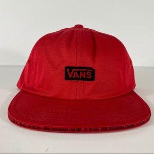 Vans x Baker Jockey Strapback Hat